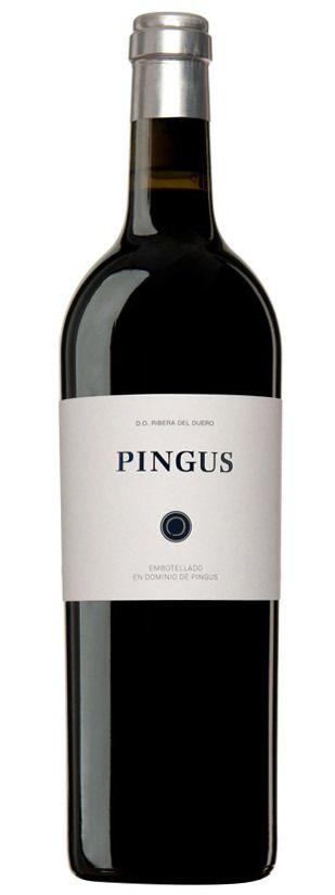 Bodega:  Dominio de Pingus - Vino Pingus - Enólogo Peter Sisseeck (Escandinavo) - Ribera del Duero. 100 puntos Parker.