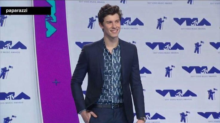 Shawn Mendes at MTV Video  Music  Awards 2017