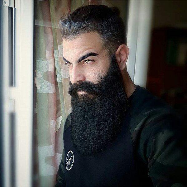 фото красивых бородатых восточных мужчин прошлом году тачками