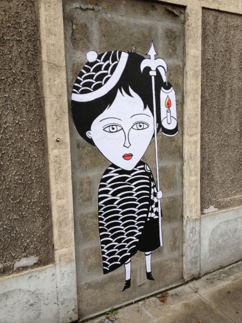 Fred le chevalier - Angoulême - France