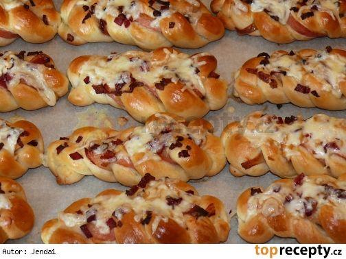 slaninovosýrové houstičky