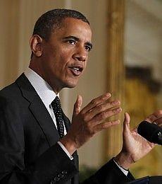"""Obama dalla Casa Bianca """"I ricchi paghino di più"""""""