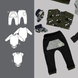 Bukse og body
