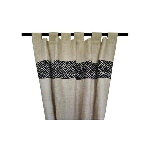 Curtains Ideas cream burlap curtains : 17 Best ideas about Cream Bedroom Curtains on Pinterest | White ...