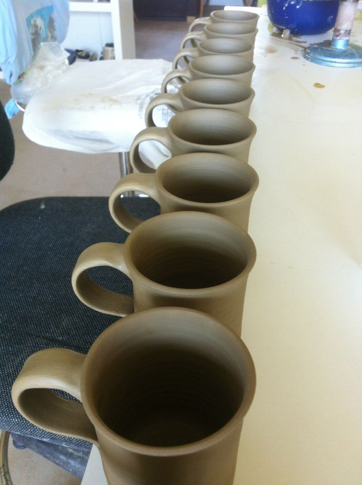 Mugs- doing handles Scintilla Demi