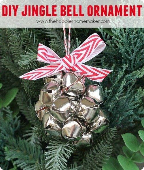 27 Standout Handmade Christmas Ornaments Christmas Pinterest