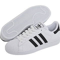 Gotta love the shell toe Adidas!