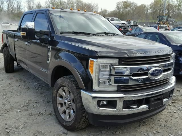 salvage 2017 ford f250 platinum ford trucks work truck pickup trucks pinterest