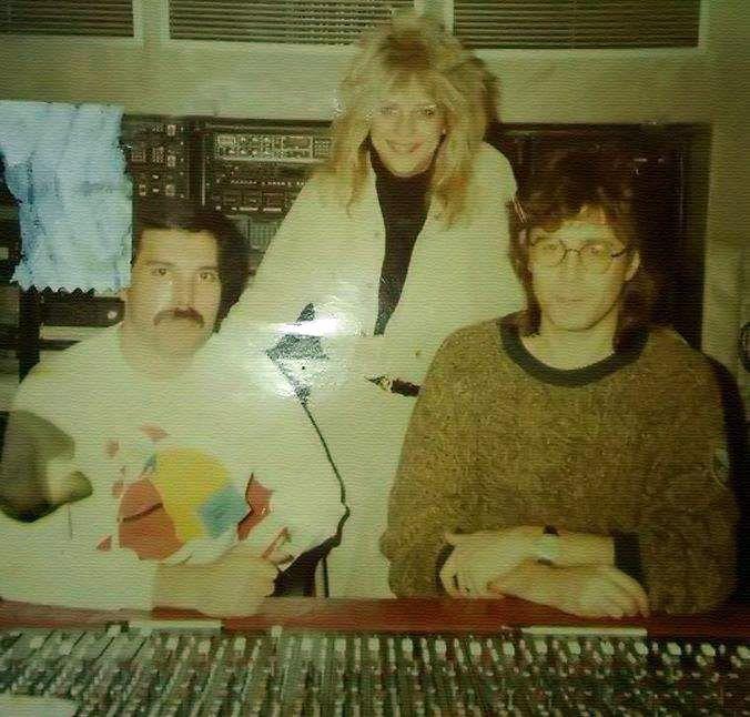 Freddie Mercury & Queen Photos. : Photo