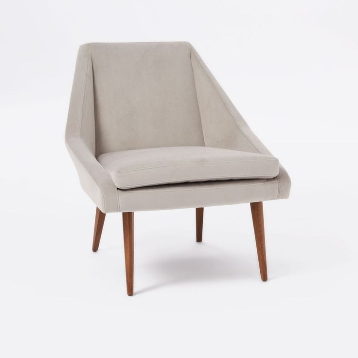 Parker Slipper Chair - Dove Grey Guest bedroom?