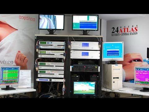 Η Total Protection ανήκει στο δίκτυο συνεργατών του Κέντρου λήψης σημάτων  ATLAS Security Central Station.
