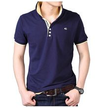 2016 New Fashion Cotton Camisetas Short Sleeve Polo Masculinas Turn Down Collar Summer Casual Men's Polo Shirt men Tops & Tees     Tag a friend who would love this!     FREE Shipping Worldwide     #Style #Fashion #Clothing    Buy one here---> http://www.alifashionmarket.com/products/2016-new-fashion-cotton-camisetas-short-sleeve-polo-masculinas-turn-down-collar-summer-casual-mens-polo-shirt-men-tops-tees/