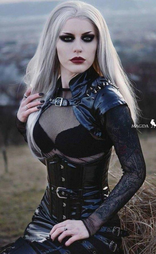 Gothic Fashion. For Those Individuals That Love Putting On