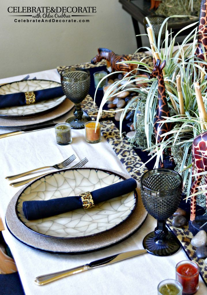 Outdoor Dining for Summer - Celebrate & Decorate