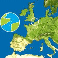 Meerengen Europas