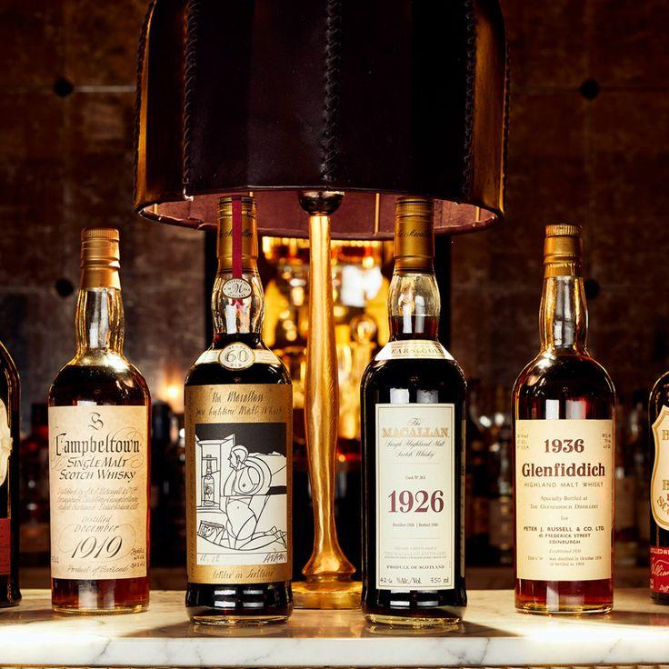 Как продать коллекционный виски дорого