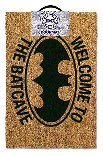 Batman - Door / Floor Mat for Man Cave Entrance