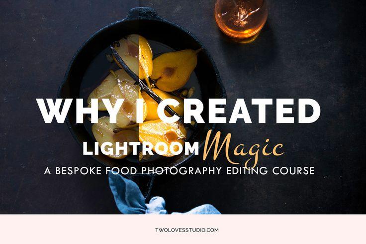 Why did I create Lightroom Magic?