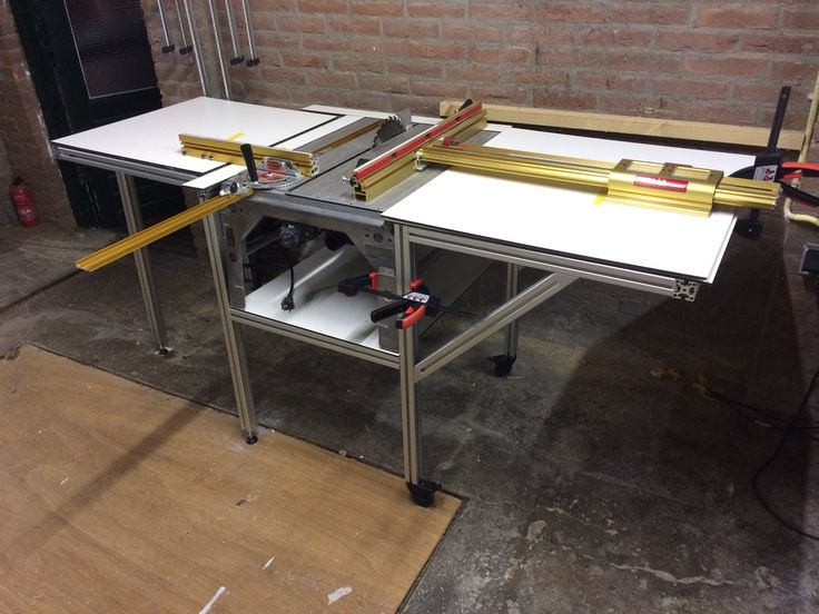 Diy Saw Router Table With Cs70 Incra Miter And Ls Positioner