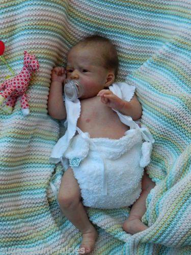 ✿ SO REAL , Amazing Reborn baby boy doll / ultra realism ✿ ed ANGEL | eBay