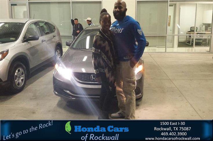 https://flic.kr/p/Nz2vGY | #HappyBirthday Brittani  from Everyone at Honda Cars of Rockwall! | www.deliverymaxx.com/DealerReviews.aspx?DealerCode=VSDF
