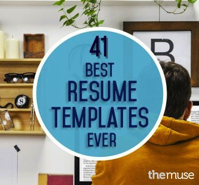 41 unique resum templates that show your edge some templates may cost money but can serve as models towards your own template