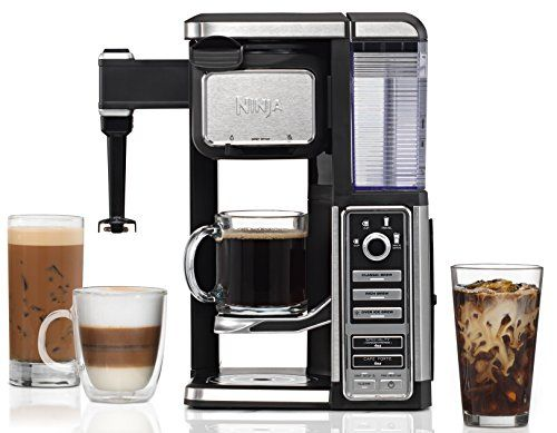 #cooking The next-generation #Ninja #Coffee bar is a single serve Coffee system-complete with a variety of brew types and sizes you can't get anywhere else. There...