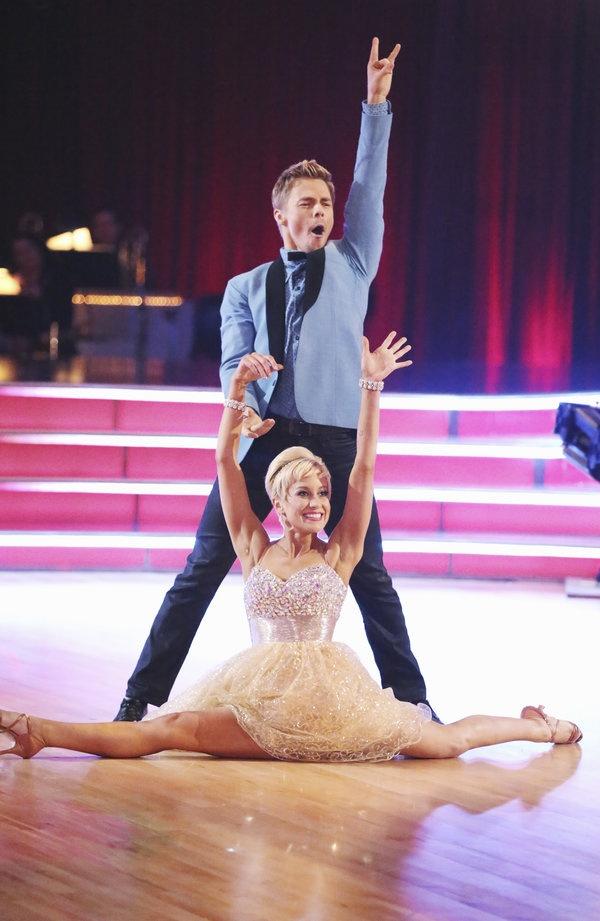 Derek Hough & Kellie Pickler - Jive - Dancing With the Stars - season 16 champs - week 3 - spring 2013