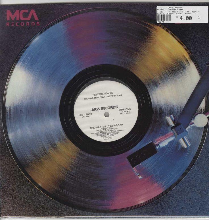 Freddie Foxxx - The Master