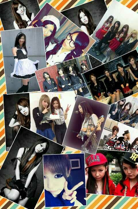 Collection of Scandal