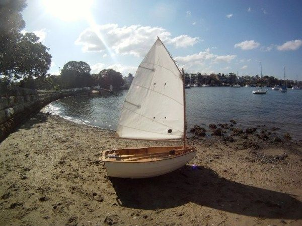 Build Your Own Small Sail Boat