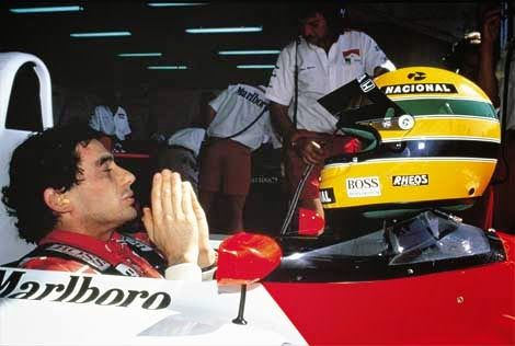 Ayrton Senna | Smile Greek