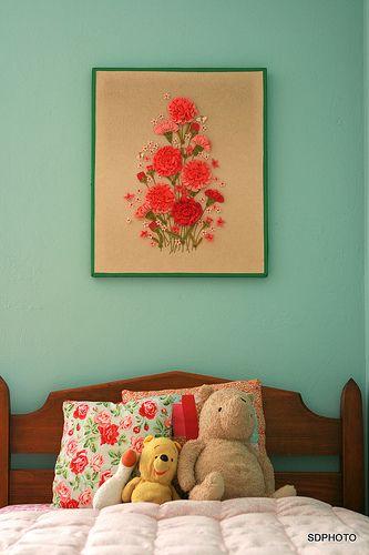Kids Bedroom Colours