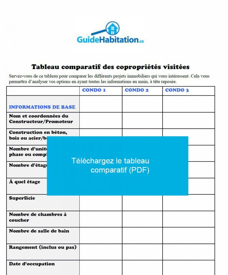 Téléchargez le tableau comparatif (PDF)