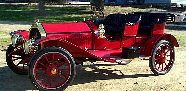 la buick model 16 cette voiture ancienne fut produite de 1909 1910 ce v hicule avait un. Black Bedroom Furniture Sets. Home Design Ideas