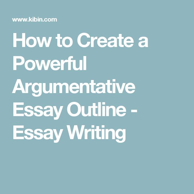 Help writing argumentative essay for ielts