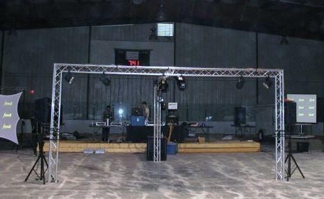 Arena venues are welcome. www.voltentertainment.com