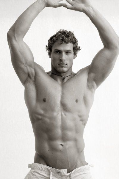 sean d sullivan rugby player   Rugby player turned hot model, Sean D Sullivan for Mark Jenkins