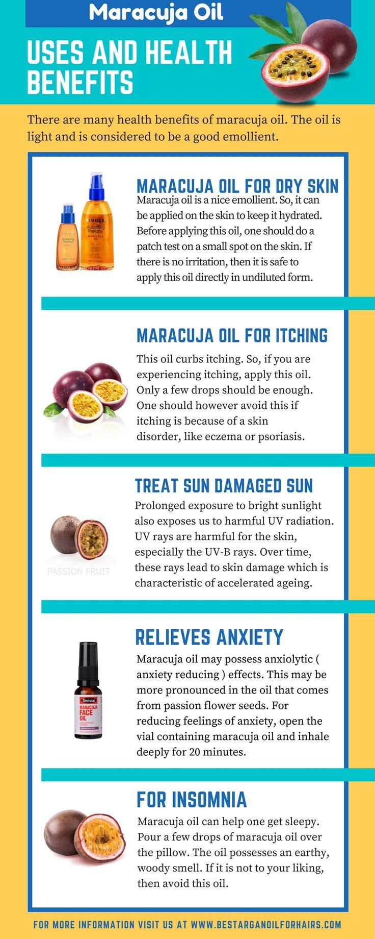 Best 5 Benefits of #MaracujaOil https://www.bestarganoilforhairs.com/2017/03/maracuja-oil-vs-argan-oil/