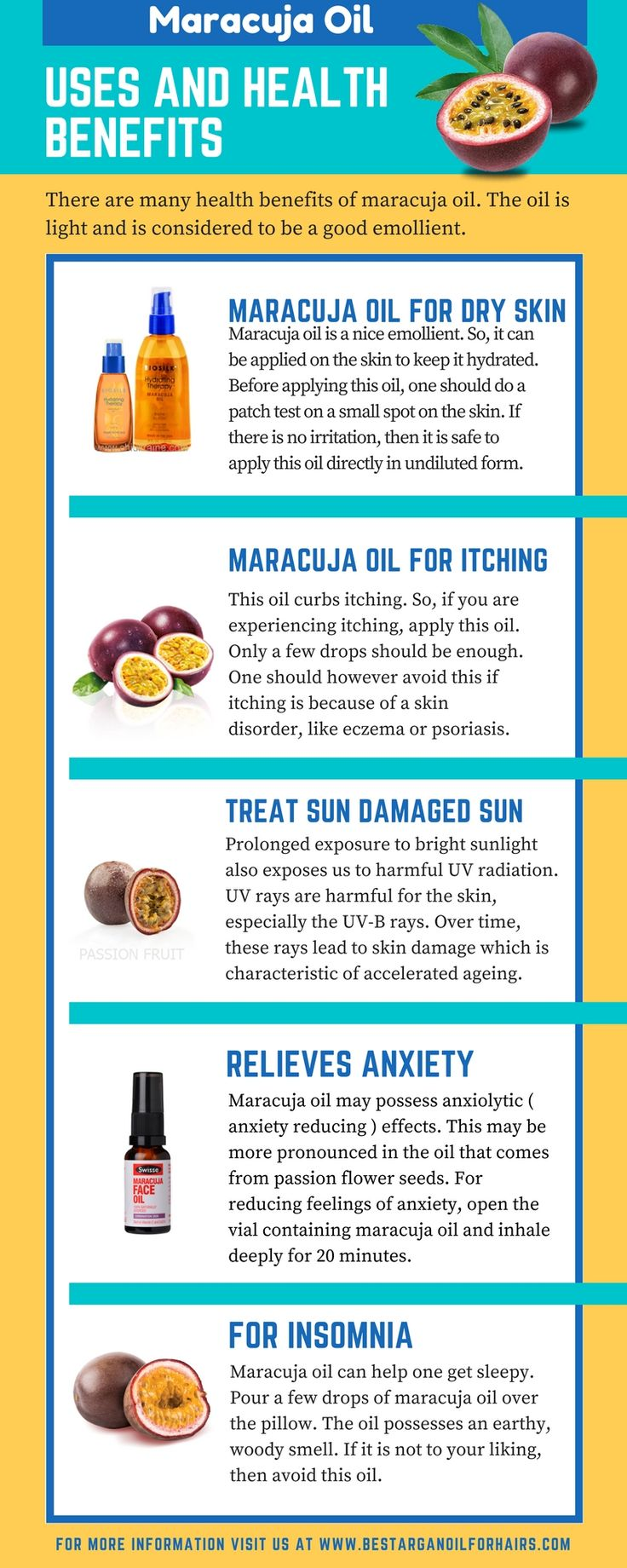 Best 5 Benefits of #MaracujaOil https://www.bestarganoilforhairs.com/2017/03/maracuja-oil-vs-argan-oil/
