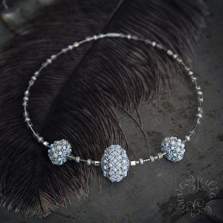 Jewellery by Yulia Logvinova.