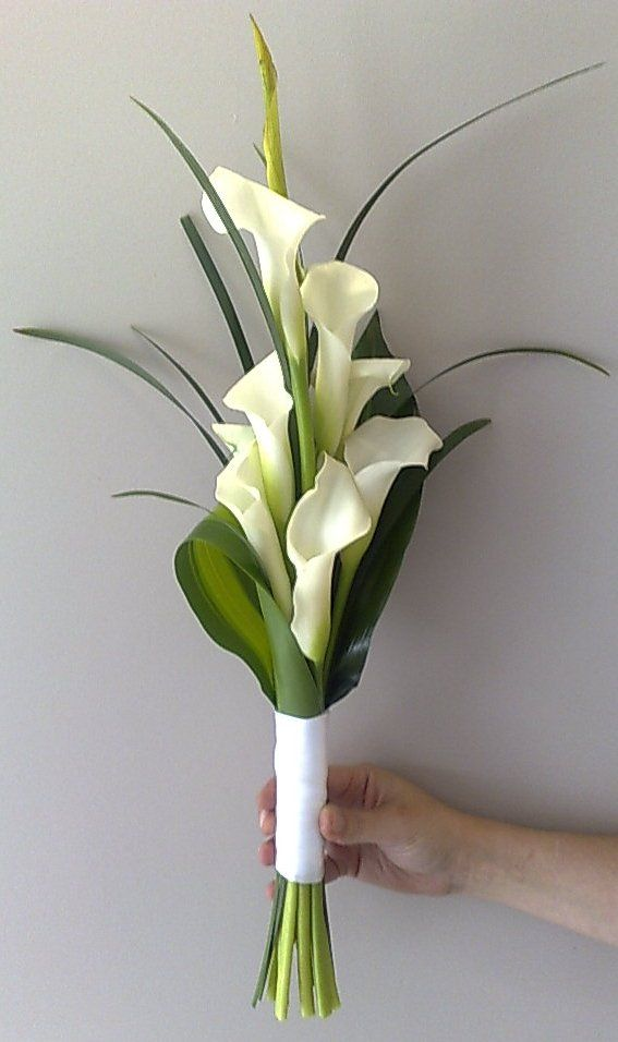 25 best ideas about calla lily bouquet on pinterest