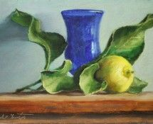 Blue Lemon - Sold August 2013