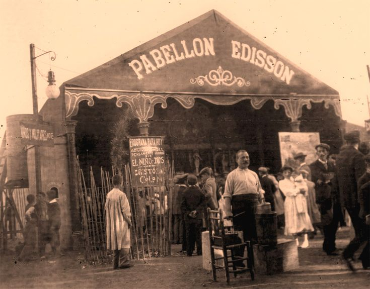Barracón cinematógrafo