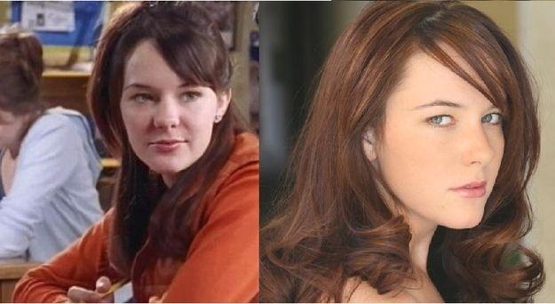 Courtnee Draper as Morgan Hudson