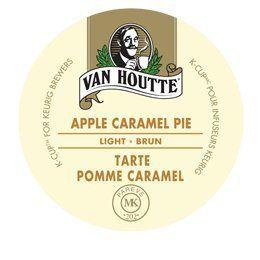 24 Count - Van Houtte Apple Caramel Pie Coffee K Cup For Keurig K-Cup Brewers - http://thecoffeepod.biz/24-count-van-houtte-apple-caramel-pie-coffee-k-cup-for-keurig-k-cup-brewers/