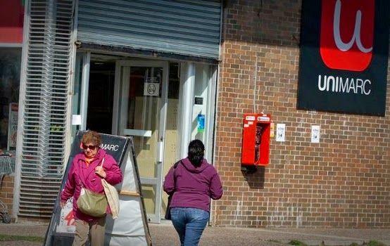 SINDICATOSCHILE: Trabajadores del único supermercado de Nacimiento ...