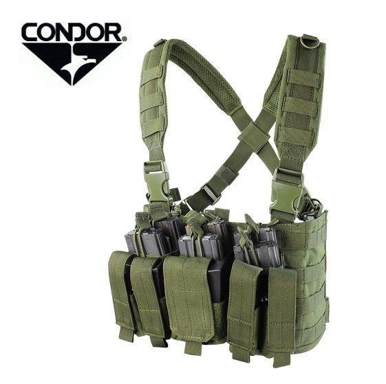 Condor MCR-5 Recon Chest rig Olive Drab