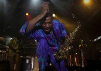 FEMI KUTI: a Nigerian musician and the eldest son of afrobeat pioneer Fela Kuti.