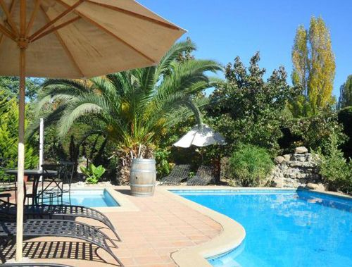 Posada Colchagua Bed and Breakfast.. swimming pool. #Colchagua